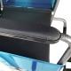 Sedia a rotelle | Pieghevole | Ruote grandi | Ortopedica | Leggera | Acciaio | Nero | Alcázar | Mobiclinic - Foto 5
