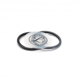 Kit di ricambio per stetoscopio pediatrico Littmann | Classic II | Nero/Grigio | Littmann