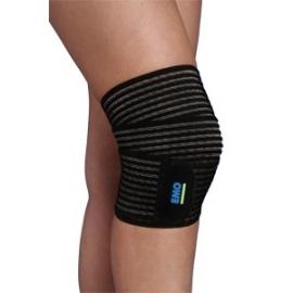Benda elastica per ginocchio | 110 cm | Taglia unica | Strapin