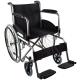 Sedia a rotelle | Pieghevole | Ruote grandi | Leggera | Valencia | Clinicalfy - Foto 1