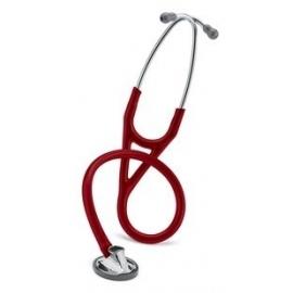 Stetoscopio diagnostico | Granata | Acciaio inossidabile | Master Cardiologia | Littman