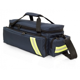 Borsa per emergenze | Borsa per ossigenoterapia | Colore: blu | Elite Bags