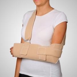 Tutore spalla | Fascia per spalla | Lussazione spalla | Immobilizzare | Taglia unica | Sling | Ortec Emo Sling