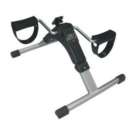Cyclette elettronica pieghevole | Pedalier per allenare gambe e braccia