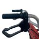 Sedia a rotelle di transito   Pieghevole   Alluminio   Freni sulle maniglie   Immagini della Scozia   Nettuno   Mobiclinic - Foto 5