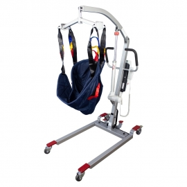 Gru Elettrica | Sollevatore per disabili | Finoa a 135 kg | Imbracatura inclusa | Fortuna | Mobiclinic