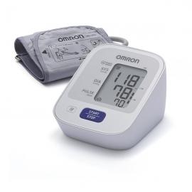 Tensiometro digitale | Pressione arteriosa | Pressione braccio | Omron | Bianco