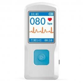 Elettrocardiografo portatile   ECG   Display a colori   PM10   Mobiclinic