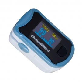 Pulsiossimetro da dito | Onda pletismografica | Saturimetro digitale | Frequenza cardiaca e SpO2 | Schermo OLED