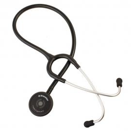 Riester Stetoscopio duplex 2.0 | Fonendoscopio | Colore Nero | Alluminio | Duplex 2.0 | Riester