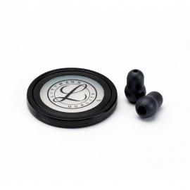 Kit stetoscopio di ricambio | Master Cardiology | Nero | Littmann