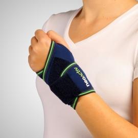 Polsiera Neoactiv metacarpale | Fascia di sostegno per polso | Taglia unica | Polsiera per lesioni Emo