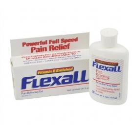 Gel analgesico topico | Con aloe vera | Per il dolore muscolare | 120 gr.