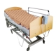 Materasso antidecubito ad aria   Con compressore   200x90x7   130 celle   Beige   Clinical 1   Clinicalfy - Foto 2