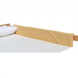 Protettore imbottito per balaustre | Di schiuma | Misure: 145 x 38 x 3,5 - 4 cm