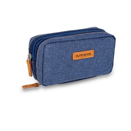 Astuccio termico per insulina | Per kit glicemia | Jeans | Diabetic's | Elite Bags