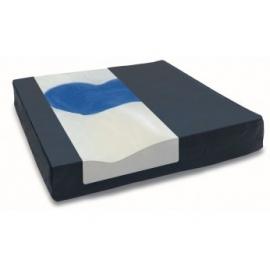 Cuscino antidecubito | In gel viscoelastico | 41 x 41 cm | Nero | Sedens | Apex