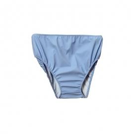 Mutande reggi-pannolino impermeabili e adattabili per la incontinenza, chiusura a velcro con maggiore fissaggio