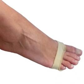 Fascia plantare in tessuto con silicone | Adattabile al contorno del piede | Varie dimensioni