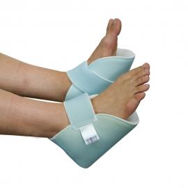 Pack di protezioni antidecubito per gomito o tallone | destro e sinistro | tessuto shearling | Taglia unica | Mobiclinic