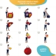 Tenda da gioco per bambini | Pieghevole | Include palline | Avventure | Mobiclinic - Foto 7