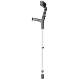 Bastone inglese  Bi-Regolabile   Alluminio   Nero   BCR   FORTA