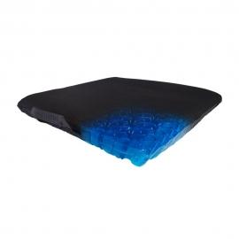 Cuscino in gel   Rivestimento in rete   43 x 38,5 x 3,2 cm   CG-01