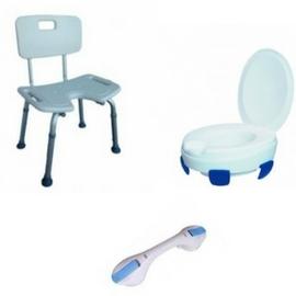 Ausili per il bagno: sedie bagno, Sedie WC ed accessori - Queraltó - (93 productos) - (página 3)