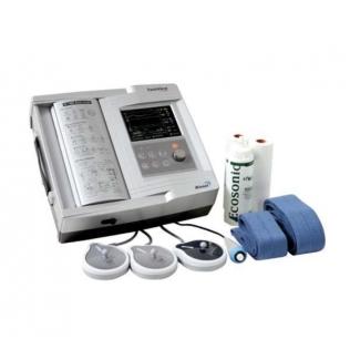 Monitor fetal 3 canais com LEDs. Modelo FC1400