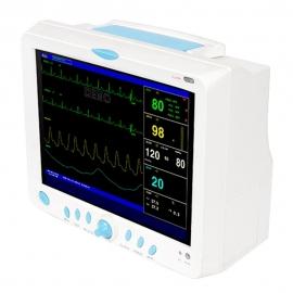 Monitor portátil multiparamétrico do paciente   Tela LCD TFT   MB9000   Mobiclinic