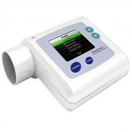Espirómetro portátil com ecrã   Mede a condição pulmonar   MBS10   Mobiclinic