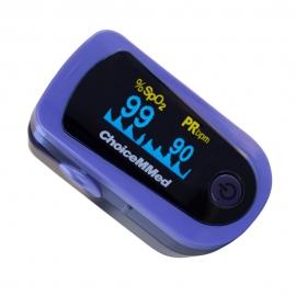 Oxímetro de pulso de dedo   Digital   Onda pletismográfica   SpO2   Gráfico de barras   Ecrã OLED