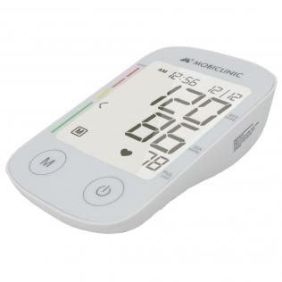 Tensiómetro automático | Com memória | Função de altifalante | Branco | TX-01 | Mobiclinic