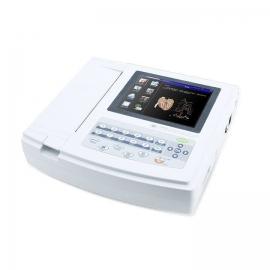 Eletrocardiógrafo digital de 12 canais   ECG   Ecrã   MB1200G   Mobiclinic