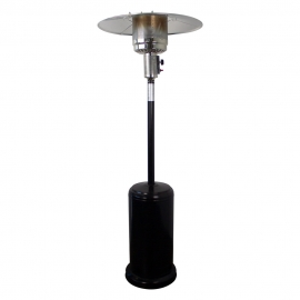 Fogão a gás externo com rodas | Forma de cogumelo | Gás butano | Preto | Nilo | Mobiclinic