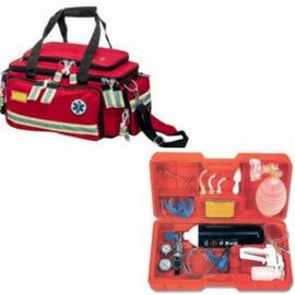 Malas, bolsas e kits de emergência