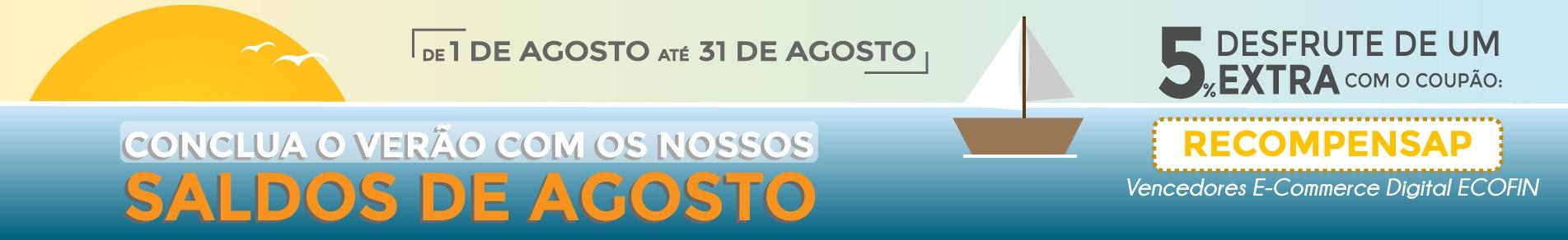 SALDOS DE AGOSTO