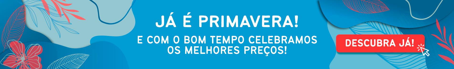 PROMOÇÕES DE PRIMAVERA